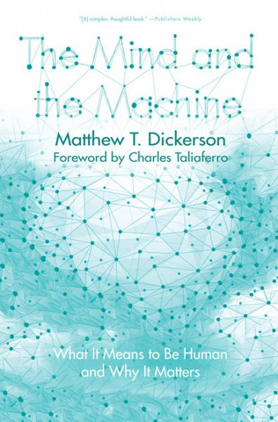 'The Mind and the Machine' book cover
